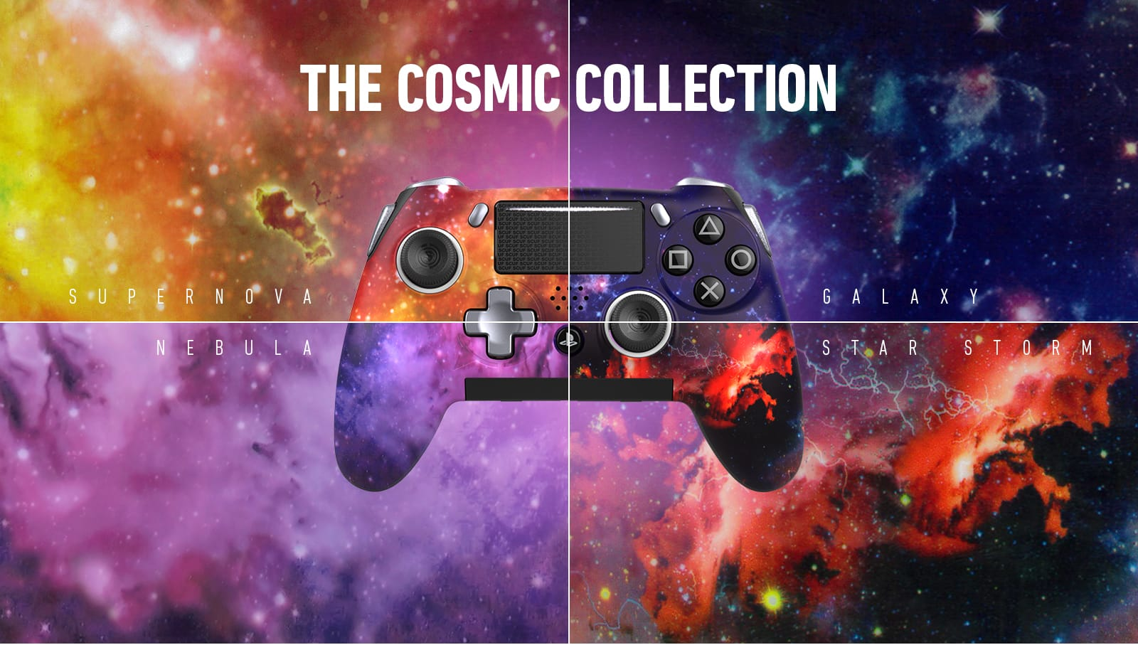 Reach Beyond - Scuf Gaming Cosmic Collection
